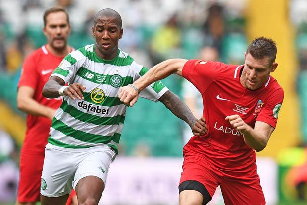Petrov cảm ơn Mourinho vì cho Young thi đấu - Bóng Đá