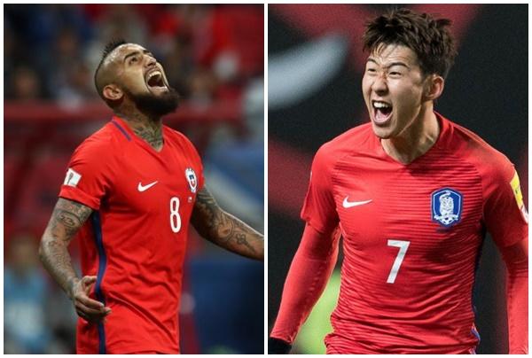 18h00 ngày 11/09, Hàn Quốc vs Chile: Bình minh CR7 tại Marcantonio Bentegodi - Bóng Đá
