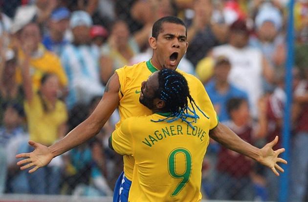 10 số 9 Brazil sau Ronaldo - Bóng Đá