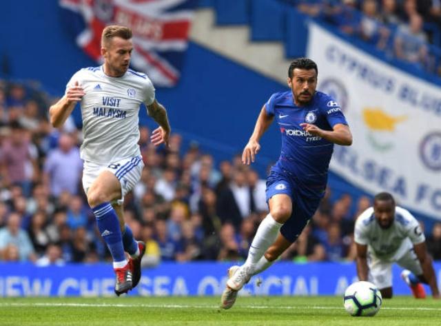 TRỰC TIẾP Chelsea 0-1 Cardiff: The Blues dồn ép tìm bàn gỡ - Bóng Đá