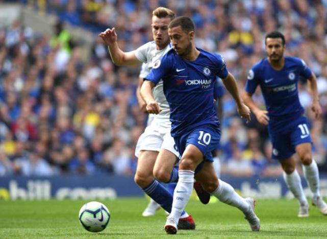 TRỰC TIẾP Chelsea 1-1 Cardiff: Hazard cân bằng tỷ số  - Bóng Đá