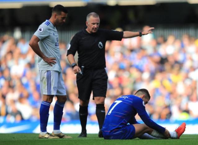 TRỰC TIẾP Chelsea 2-1 Cardiff: Thế trận giằng co - Bóng Đá