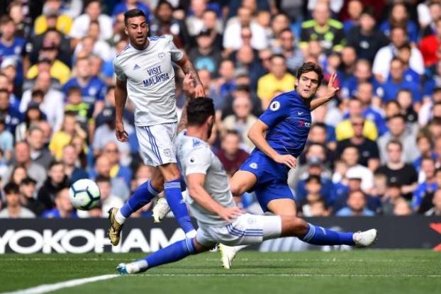 TRỰC TIẾP Chelsea - Cardiff: Giroud liên tiếp bỏ lỡ 2 cơ hội - Bóng Đá