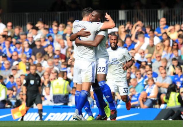 TRỰC TIẾP Chelsea - Cardiff: Đội khách bất ngờ vươn lên dẫn trước. - Bóng Đá