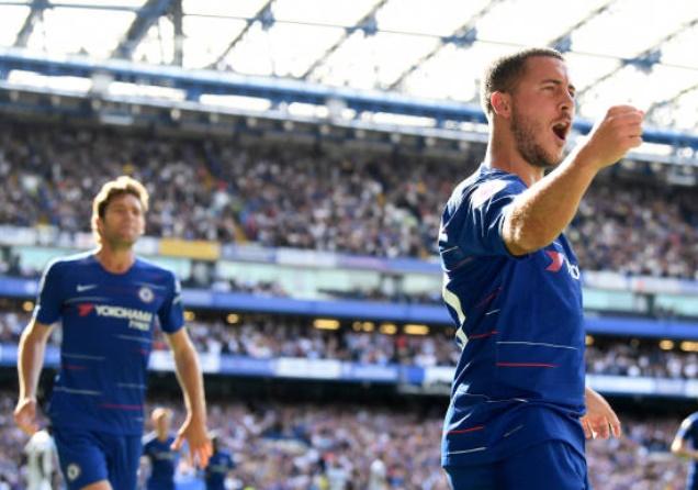TRỰC TIẾP Chelsea 2-1 Cardiff: Hat-trick cho Hazard!! - Bóng Đá
