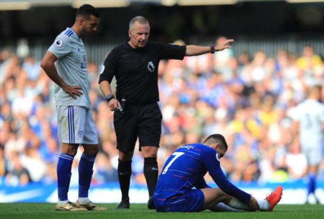 5 điểm nhấn Chelsea 4-1 Cardiff: Hazard như vậy, Real có tiếc?  - Bóng Đá