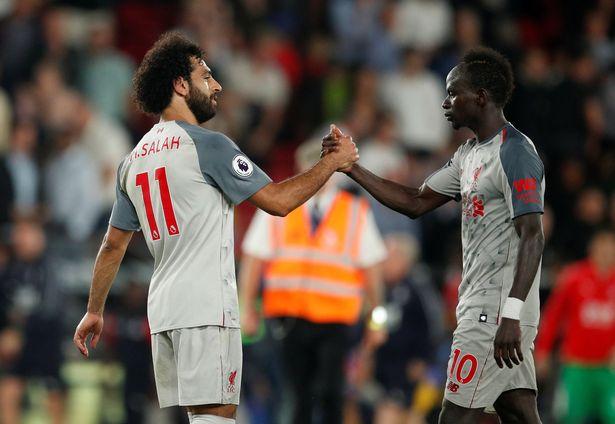 Klopp bực tức vì Mane và Salah không chuyền cho nhau - Bóng Đá
