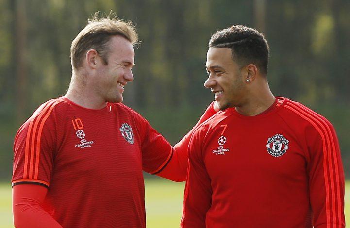 Rooney kể chuyện Depay - Bóng Đá