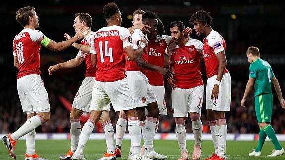 Sau trận Arsenal - Bóng Đá