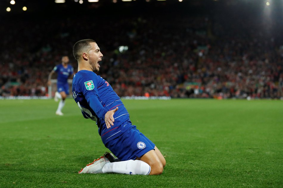 Hazard nói về hợp đồng Chelsea - Bóng Đá
