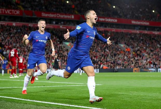 Hazard không quan tâm đến những bàn thắng - Bóng Đá