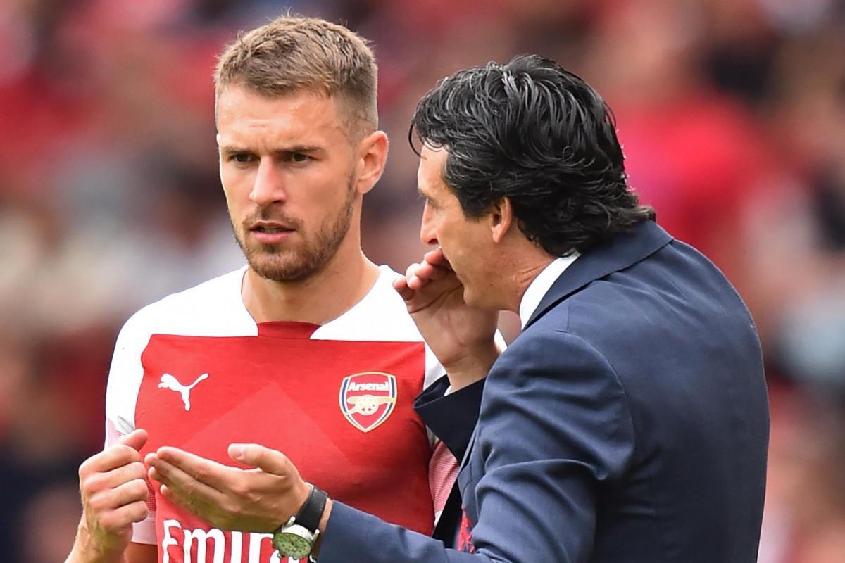 Ramsey đòi tăng lương là vì Ozil - Bóng Đá