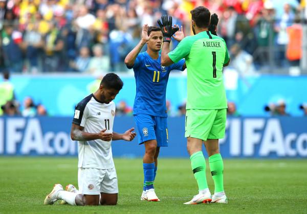 Alisson tiết lộ lời Coutinho nói trước khi đến Liverpool - Bóng Đá