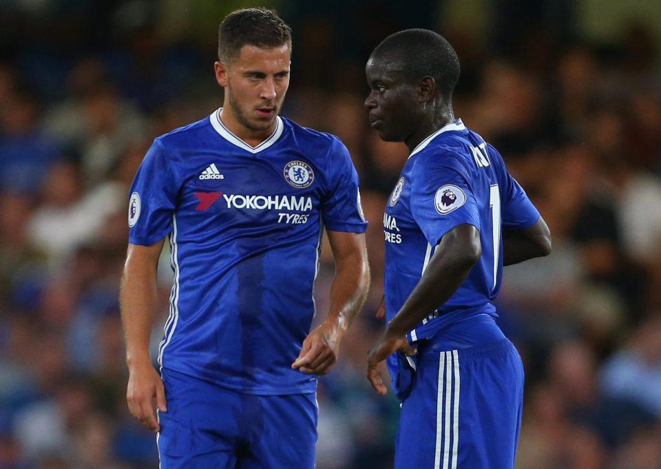 Sarri đang dụ Hazard và Kante gia hạn hợp đồng ra sao - Bóng Đá