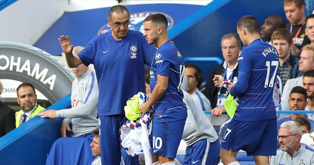 Ferdinand: Không phải Hazard, Sarri mới là nguyên nhân Chelsea thành công - Bóng Đá