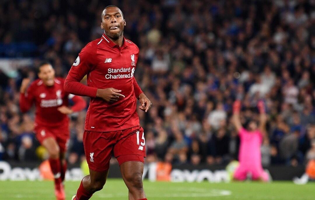 CĐV Liverpool phấn khích vì Alisson ăn mừng bàn Sturridge - Bóng Đá