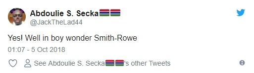 Người hâm mộ Arsenal phát cuồng vì hiện tượng Emile Smith Rowe  - Bóng Đá