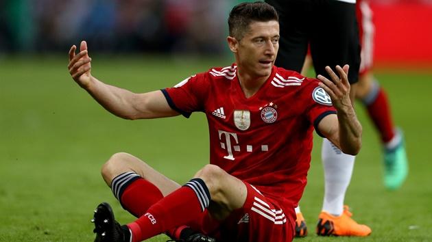 Lewandowski xác nhận từ chối một loạt CLB - Bóng Đá