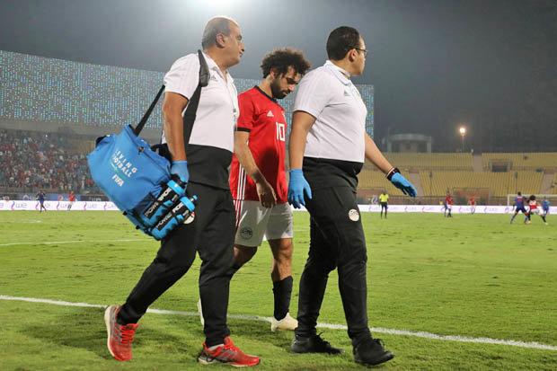 HLV Ai Cập cập nhật Salah chấn thương  - Bóng Đá