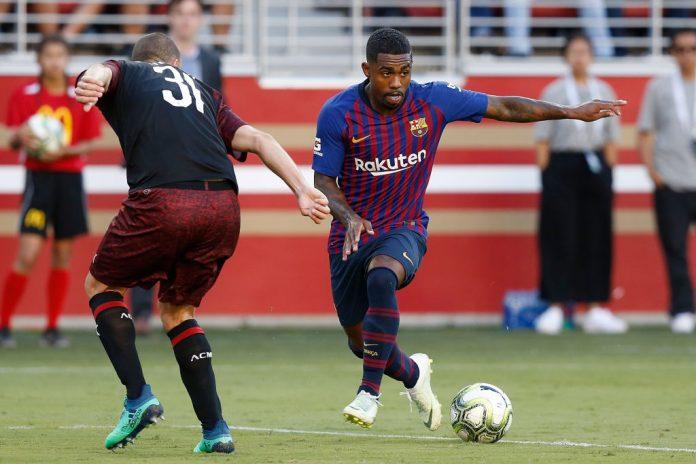 Malcom muốn đào tẩu khỏi Barca - Bóng Đá