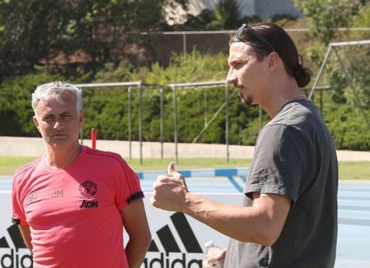 Ibrahimovic chính thức lên tiếng về việc trở lại Man United - Bóng Đá