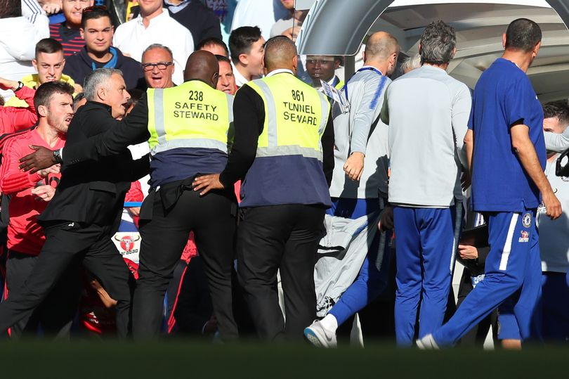 Mourinho và Ianni bị FA phạt - Bóng Đá
