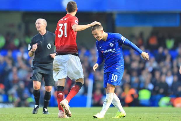 Willian tiết lộ lý do Hazard tịt ngòi trước MU - Bóng Đá