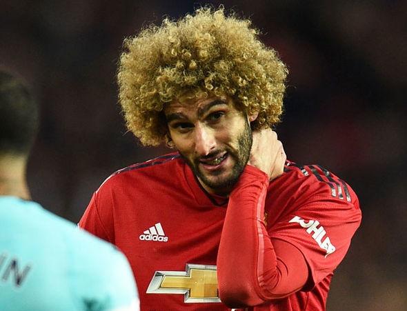 Mourinho: Không có Fellaini nên MU thua - Bóng Đá