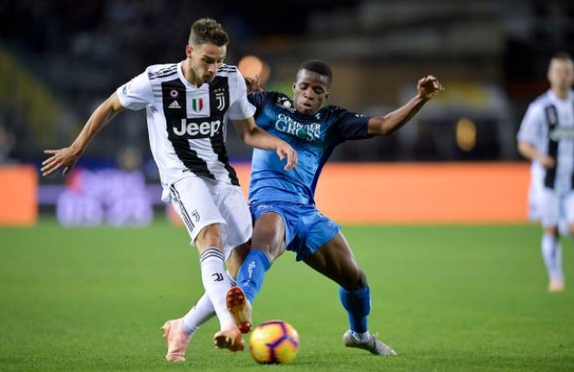 Chấm điểm Juventus trận Empoli: - Bóng Đá