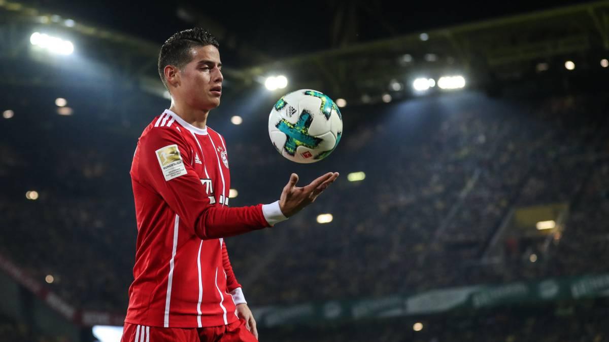 James Rodriguez nói chuyện Bayern về M.U Juve quan tâm - Bóng Đá