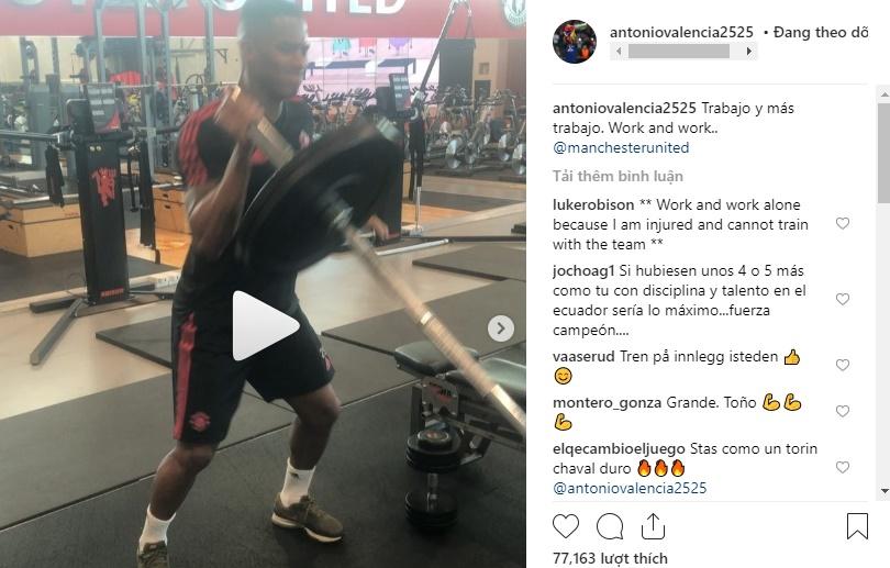 Mourinho đá đểu Valencia đăng clip tập luyện - Bóng Đá