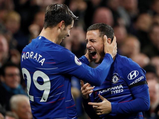 Sarri: Chelsea may mắn có Hazard trên băng ghế dự bị - Bóng Đá