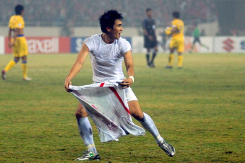 10 cây làm bàn xuất sắc nhất AFF Cup - Bóng Đá