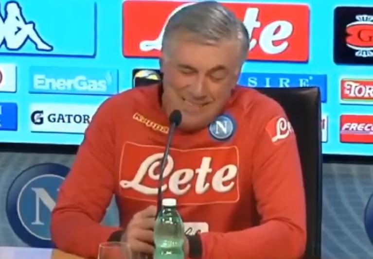 Ancelotti phản ứng Mou ăn mừng  - Bóng Đá