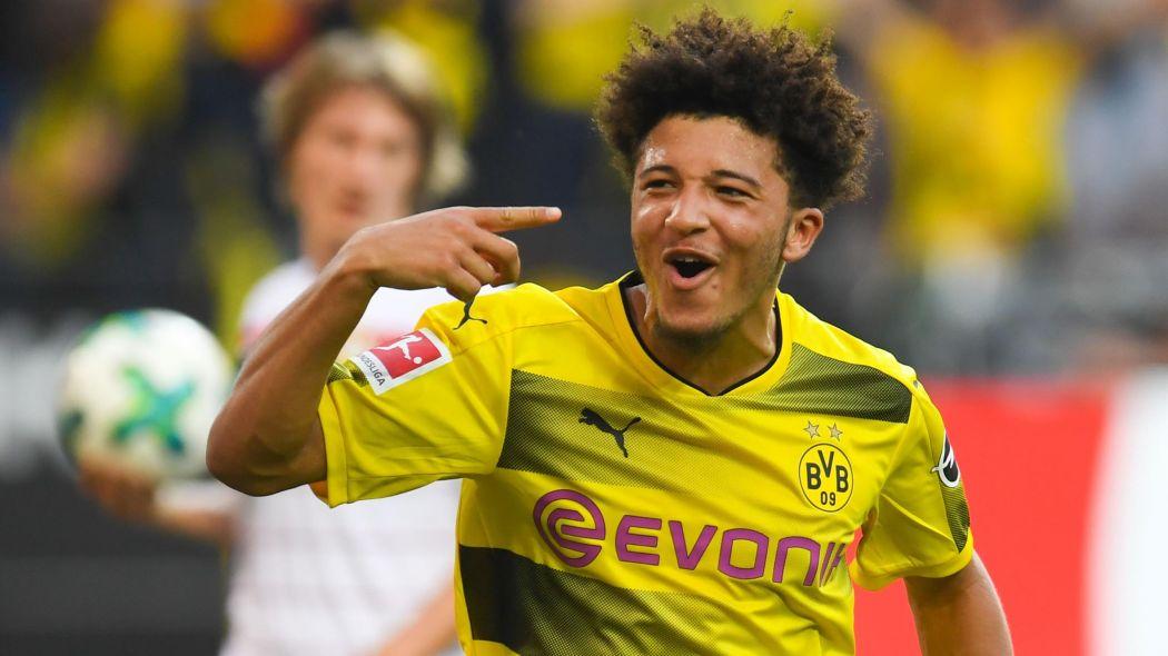 Sancho phủ nhận rời Dortmund - Bóng Đá