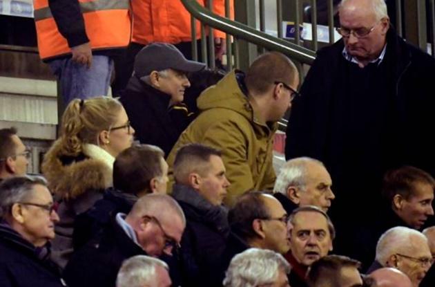 Mourinho trả lời câu hỏi đến Bỉ làm gì (vì thời tiết) - Bóng Đá