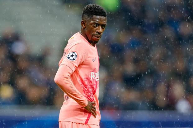 Barca sẵn sàng dâng Dembele tận miệng Liverpool nhưng có 1 vấn đề - Bóng Đá