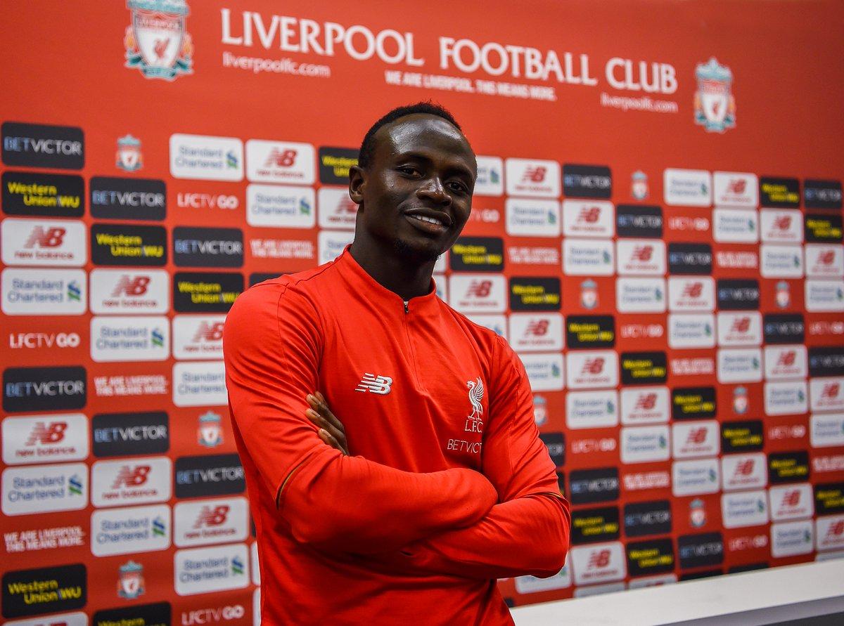Liverpool đạt thỏa thuận gia hạn Mane - Bóng Đá