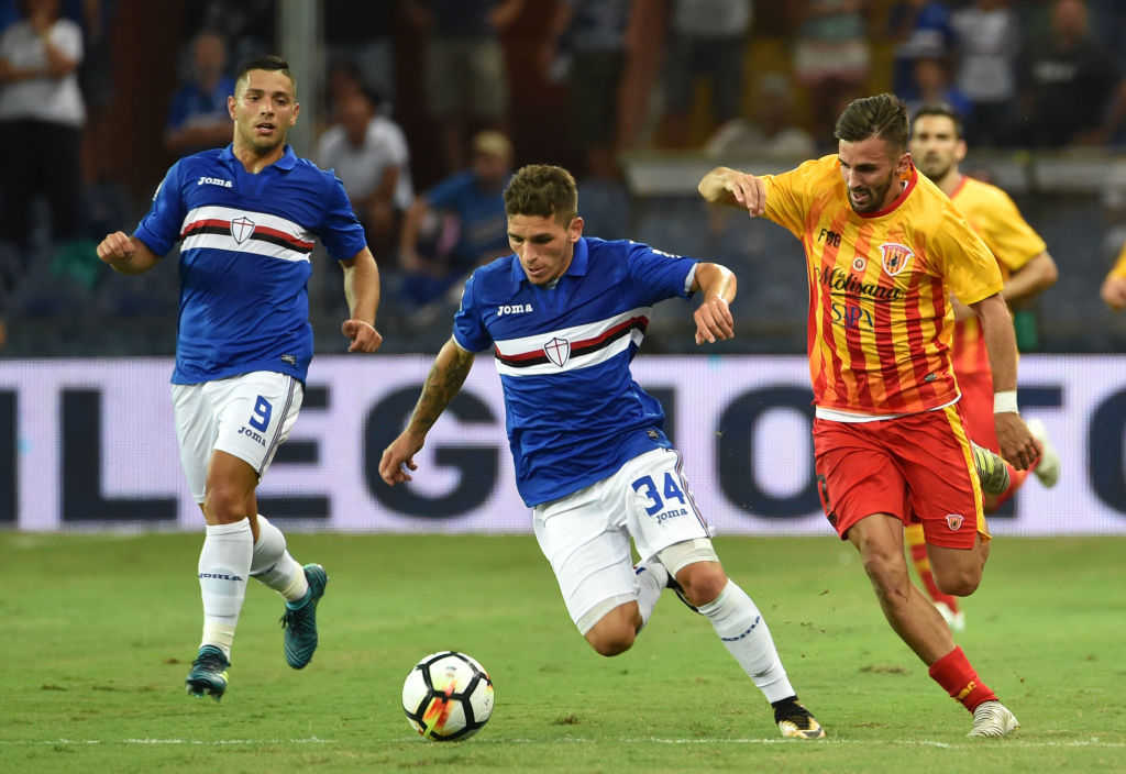 Đội hình từng khoác áo Sampdoria - Bóng Đá