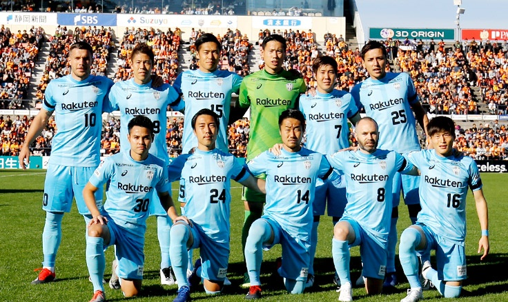Podolski và Iniesta choảng nhau tại Nhật - Bóng Đá