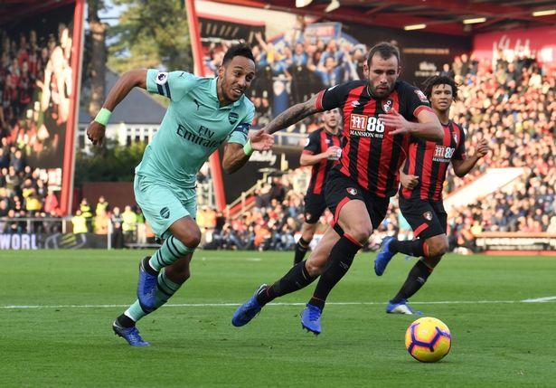 Aubameyang tiết lộ thông điệp giữa trận giúp Arsenal thắng lợi - Bóng Đá