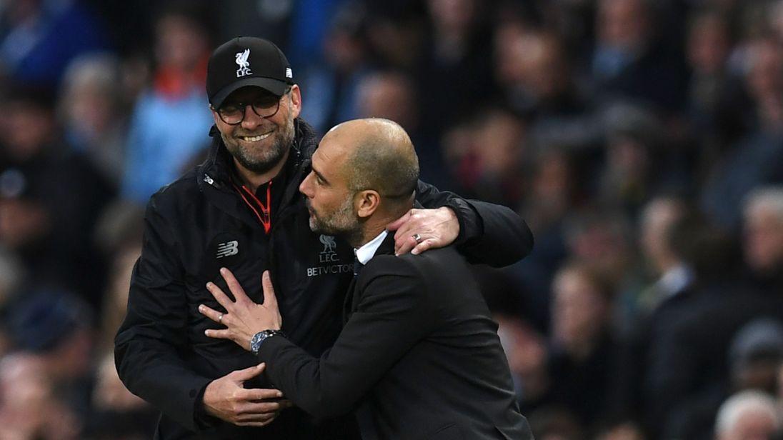 Pep: Man City sẽ phá kỷ lục vì Liverpool - Bóng Đá