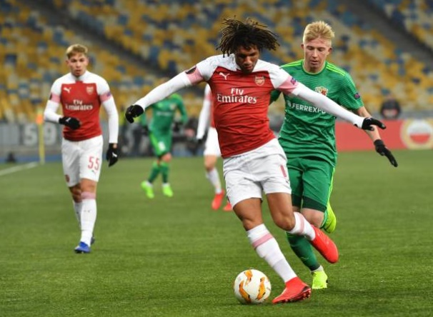 Fan Arsenal chê Elneny - Bóng Đá