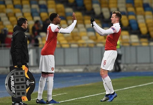 6 sao mai Arsenal bùng nổ tại Europa League sáng nay là ai? - Bóng Đá