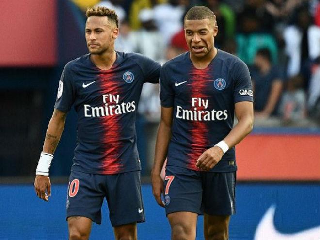 PSG phủ nhận việc bán Neymar và Mbappe - Bóng Đá