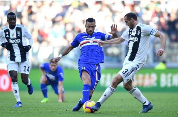 Chấm điểm Juventus trận Sampdoria: - Bóng Đá