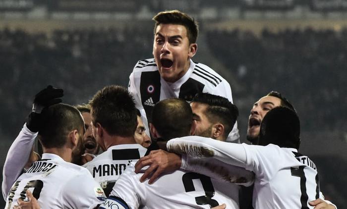 18h30 ngày 29/12, Juventus vs Sampdoria:  - Bóng Đá