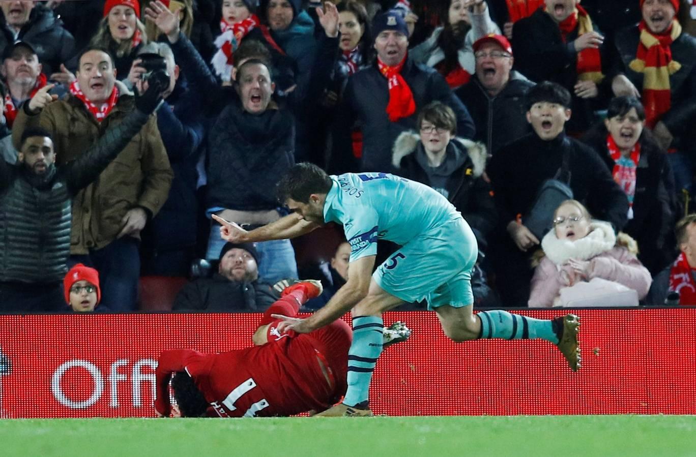 Klopp: Salah không ăn vạ - Bóng Đá