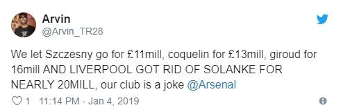 Fan Arsenal phát điên vì Liverpool bán Solanke 19 triệu - Bóng Đá