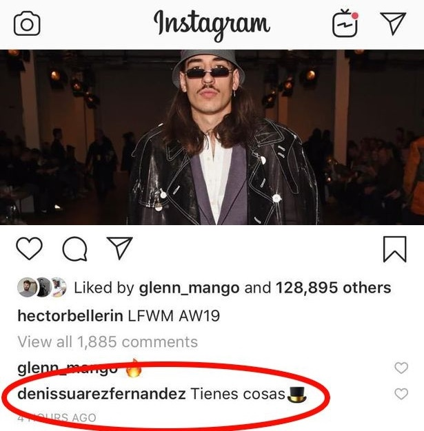 Dennis Suarez trả lời Bellerin Instagram - Bóng Đá